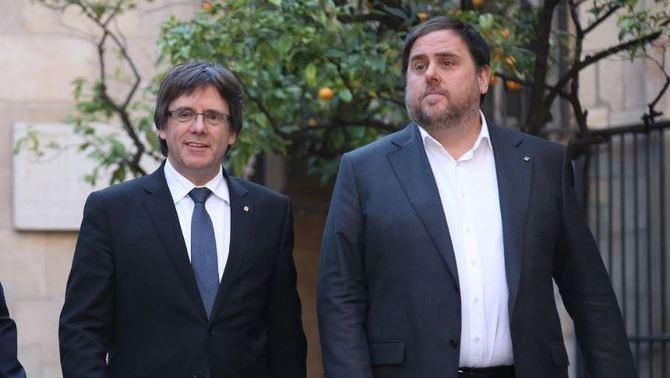 Puigdemont reclama unitat, discreció i coordinació als partits independentistes