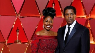 Denzel Washington i Pauletta Washington