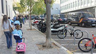 Denuncien que la policia espanyola va donar pilotes de goma a nens d'una escola de Lleida