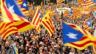 """Tertúlia: """"El mite del 80% de la població catalana favorable al referèndum va desaparèixer el 21D"""""""
