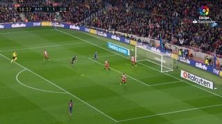 El resum del Barça - Girona (6-1)