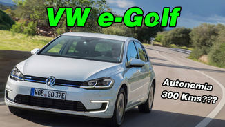 """El copilot"": 100% Golf, 100% electric!"