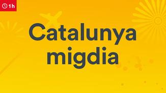 Catalunya migdia, de 14 a 15 h - 18/08/2017