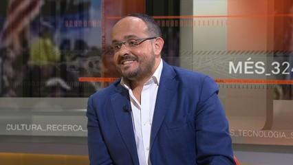 Entrevista a Alejandro Fernández, portaveu del PPC al Parlament