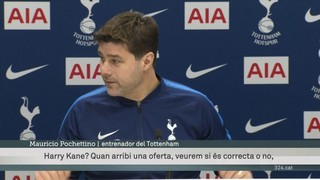 Pochettino no té ofertes per Harry Kane