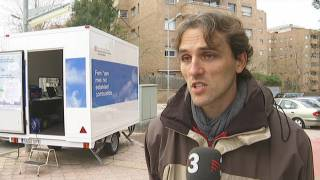 Castelldefels controla els vehicles contaminants