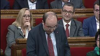 Puigdemont descarta la conferència de presidents autonòmics com a via de dialeg davant la petició de l'oposició de que vagi a la trobada