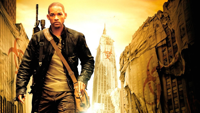 """Soc llegenda"", amb Will Smith"
