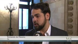 Els partits reaccionen a la carta de Puigdemont i la resposta de la Moncloa