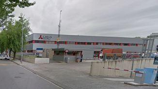 Planta Mitsubishi Electric, a Sant Cugat del Vallès (Google Street View)
