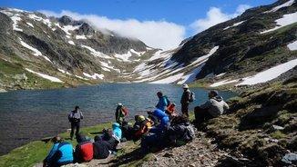 Augmenta la temperatura i cauen les precipitacions al Pirineu