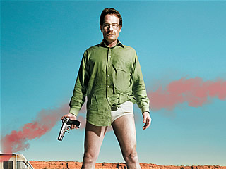 "Bryan Cranston a ""Breaking Bad"""
