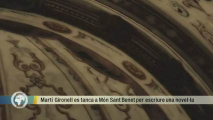 La nova aventura literària de Martí Gironell
