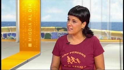 Entrevista a Anna Gabriel, diputada de la CUP