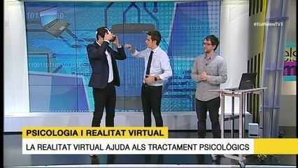 Com es poden superar pors i fòbies amb la realitat virtual?