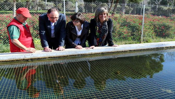 L'Hospitalet reutilitzarà l'aigua que es filtra al túnel de la línia 1 del metro per regar el parc de Can Buxeres
