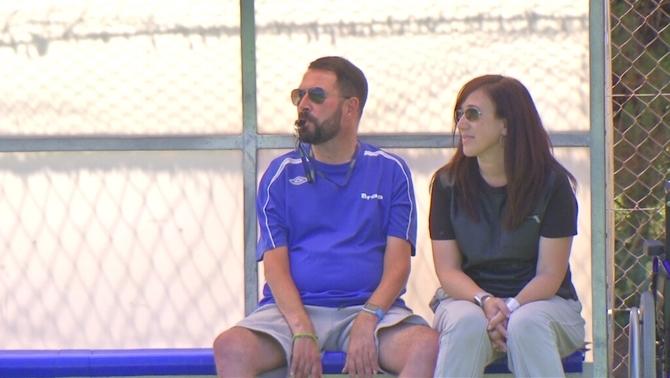 Toni Garcia, un entrenador de futbol que lluita contra l'ELA