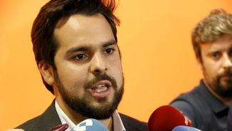 """Fernando de Páramo: """"Em preocupa que Forcadell hagi mentit als catalans durant tant de temps"""""""