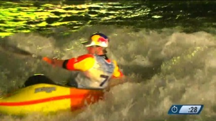 Kayak: Camp.Món Freestyle Final
