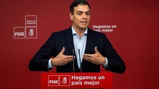 Continua l'ofensiva de Pedro Sánchez contra l'independentisme (EFE)