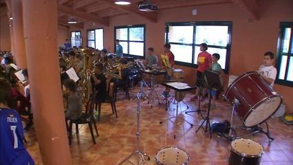 Es crea la Banda Simfònica Infantil Nacional de Catalunya