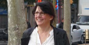 Imma Monsó, escriptora. Club de Lectura de la Biblioteca de Matadepera