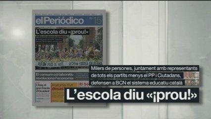 Portades diaris 15/06/2014