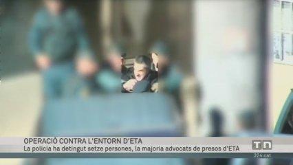 Telenotícies migdia - 12/01/2015