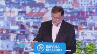 Declaracions de Mariano Rajoy