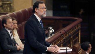 """Empar Moliner: """"Rajoy diu que les pensions estan garantides. D'això en dic tenir-los quadrats"""""""