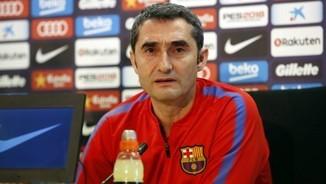 Ernesto Valverde valora la Roma a la Champions