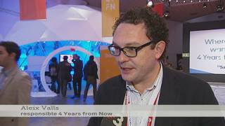 Four years from now, la cita per als emprenedors al MWC