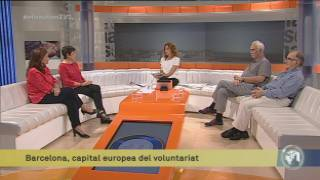Barcelona, capital europea del voluntariat
