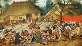Menges i banquets (V)