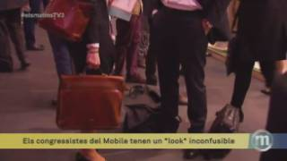 L'estil del Mobile World Congress
