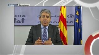 """Homs: """"Si algú havia fet broma del que passa Catalunya, l'escenari a Espanya s'hi assembla"""""""