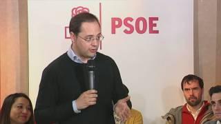Declaracions Luena sobre pacte PSOE i Ciutadans