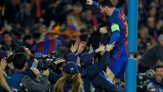 Messi, far!