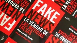 """Marc Amorós: """"L'èxit de les 'fake news' és que si et donen la raó te les voldràs creure"""""""