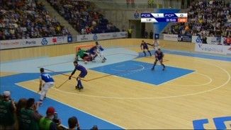 Hoquei patins Final Four Lliga Europea: Final