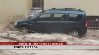 Els aiguats a Torrelavit, al 3cat24