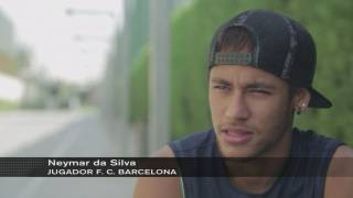 Neymar, en exclusiva per TV3
