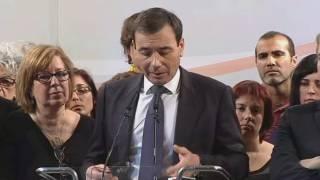 Pedro Sánchez destitueix Tomás Gómez i aquest es nega