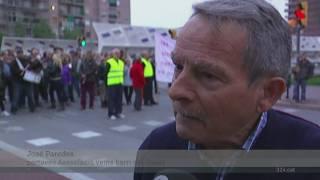 Declaracions de protesta al Besòs