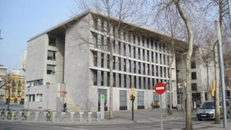 Jutjats de Girona.