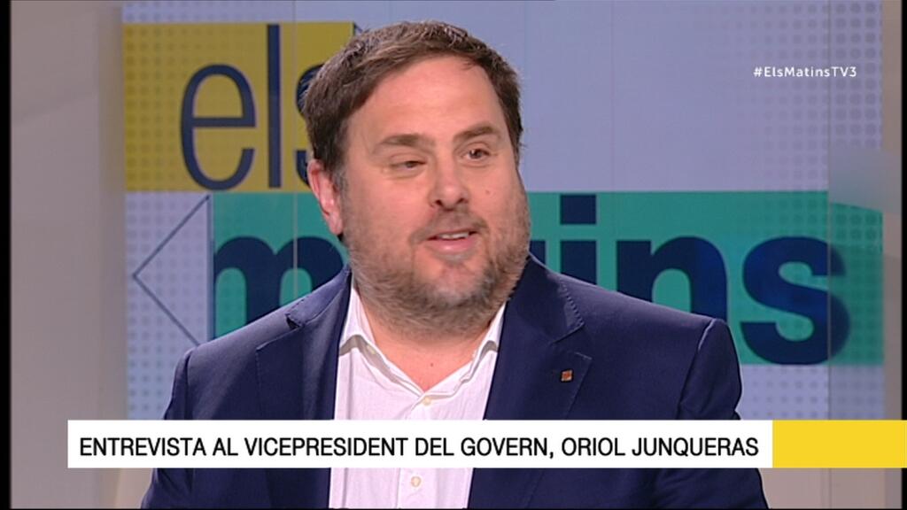"""Oriol Junqueras: """"De promeses n'hem vist dotzenes i cap s'ha complert"""""""
