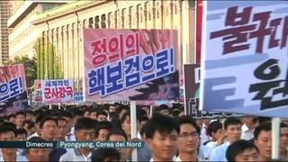 "Pequín demana ""contenció"" mentre Washington i Pyongyang apugen la retòrica bel·licista"