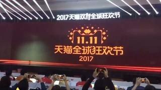 La Xina celebra la jornada de compra en línia més gran del món