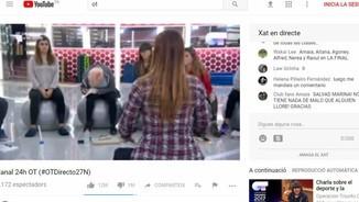 """Analitzem el fenomen viral """"OT17"""": el primer cop que la televisió es veu a Youtube"""