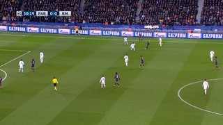 PSG, 1- R. Madrid, 2